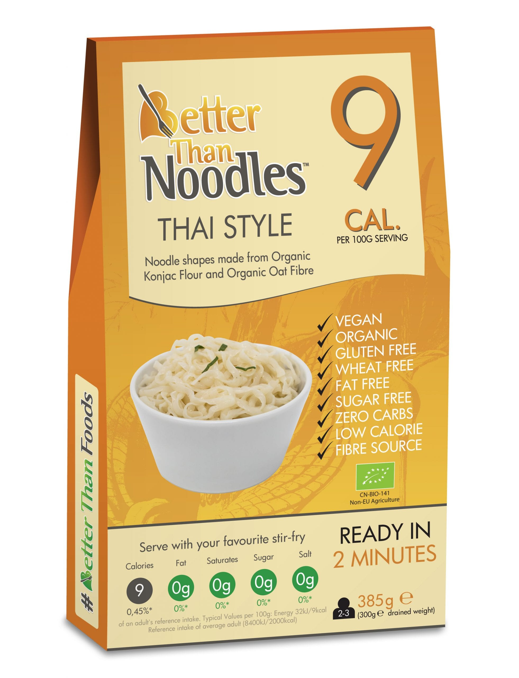Better Than Thai Style Noodles - LCHF - Keto - Low Carb